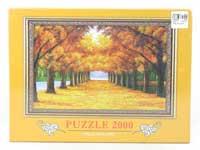 Puzzle Set(2000pcs)