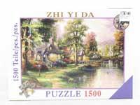 Puzzle Set(1500pcs)