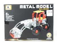 Metal Blocks(137PCS)