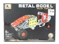 Metal Blocks(135PCS)