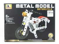 Metal Blocks(138PCS)
