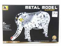 Metal Blocks(175PCS)