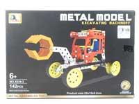 Metal Blocks(142PCS)