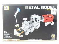 Metal Blocks(196PCS)