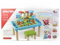 Building Block Table(90PCS)