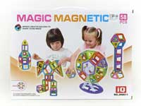 Magnetism Block(58PCS)