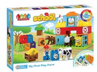 Funny Farm Blocks(51pcs)
