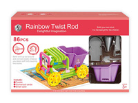 Rainbow Twist Rod toys
