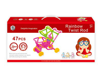 Rainbow Twist Rod toys