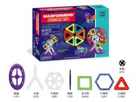 Magnetism Block(46PCS) toys