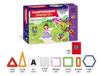 Magnetism Block(77pcs) toys