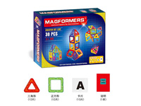 Magnetism Block(38PCS)
