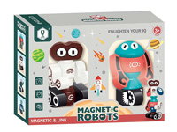 Magnetism Block(2in1) toys