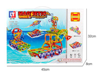 Magnetism Block(104PCS) toys