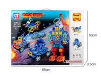 Magnetism Block(166PCS) toys
