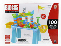 Block Table toys
