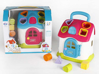 Baby education toys good quality blocks room with light and music WHOLESALE SUPPLIER toys