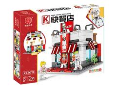 Blocks(339pcs) toys