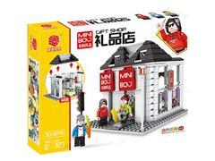 Blocks(323pcs) toys