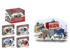 Blocks(4in1) toys