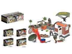 Blocks(8in1) toys