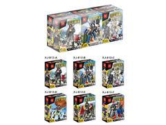 Blocks(6in1) toys