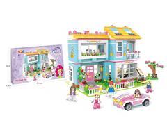 Blocks(1049PCS) toys