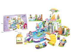 Blocks(768PCS) toys