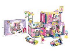 Blocks(686PCS) toys