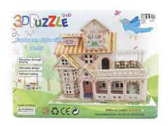 3D Puzzle toys