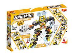 Blocks(543PCS) toys