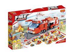 Blocks(551PCS) toys