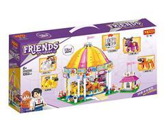 Blocks(1262PCS) toys