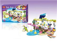 Blocks(221PCS) toys