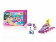Blocks(47PCS) toys