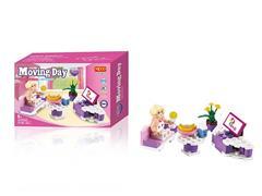 Blocks(46PCS) toys