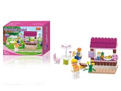 Blocks(98PCS) toys