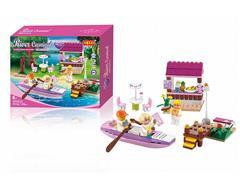 Blocks(198PCS) toys