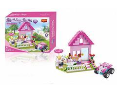 Blocks(211PCS) toys