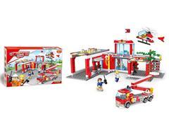 Blocks(742PCS) toys