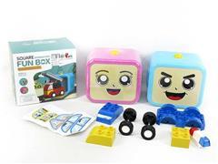Blocks Car(6S) toys