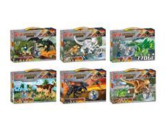 Block(6S) toys
