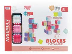Blocks(12pcs) toys