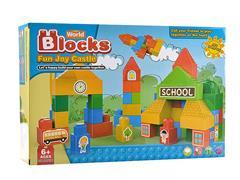 Blocks(44pcs) toys