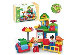 Blocks(58pcs) toys