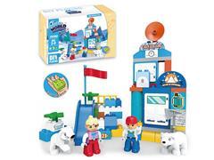 Blocks(64pcs) toys