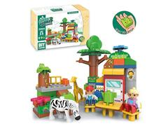 Blocks(62pcs) toys