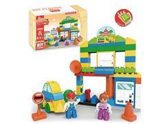 Blocks(66pcs) toys