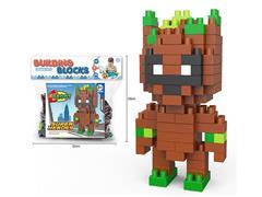 Blocks(108pcs) toys