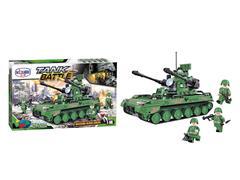 Blocks(517PCS) toys